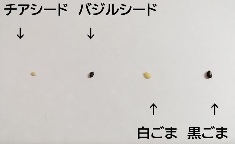 chia seed goma